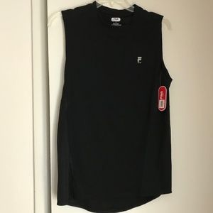 NEW WITH TAGS men's FILA sleeveless shirt